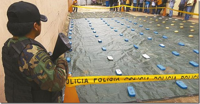 Bolivia retomará lucha antidrogas del gobierno de Evo Morales