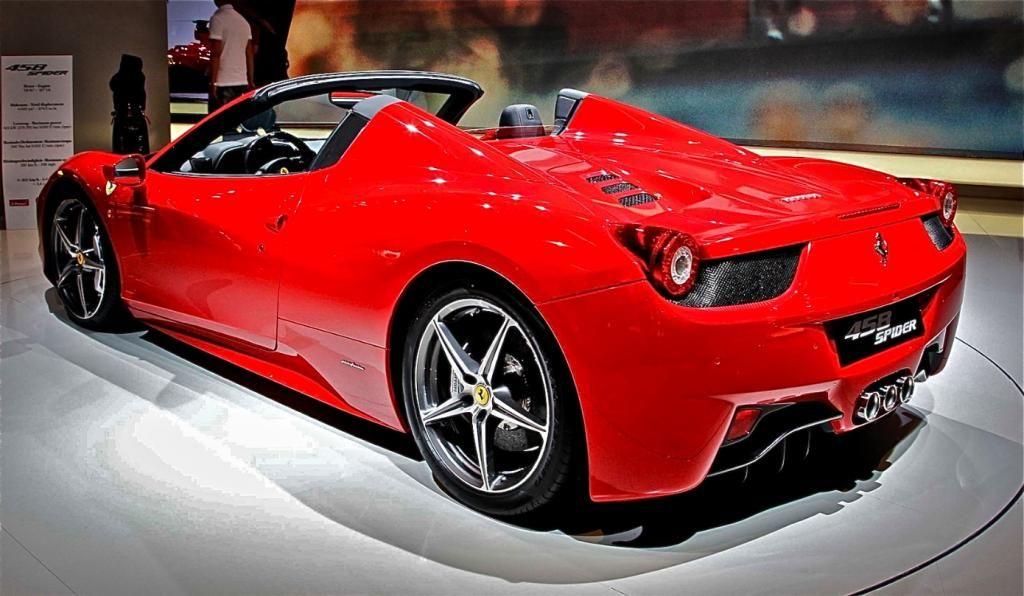 Pedidos de Ferrari se recuperan hasta nivel previo a pandemia