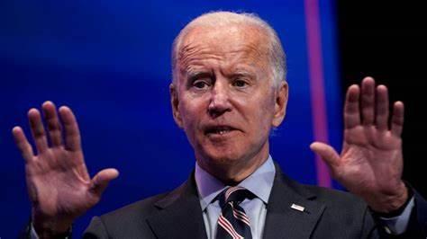 Joe Biden vents frustration with Trump on transition