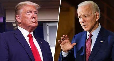 Trump y Biden afrontan una larga y tensa noche