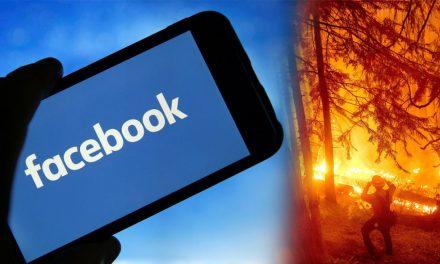 Facebook planea usar inteligencia artificial para combatir el cambio climático