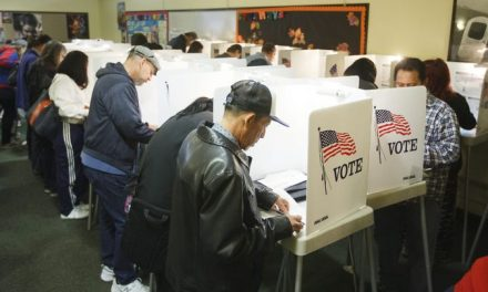 Voters line up at polls as country braces for results