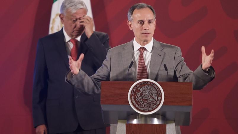 La próxima semana México alcanzará el Millón de contagios y 100 mil muertos por covid-19