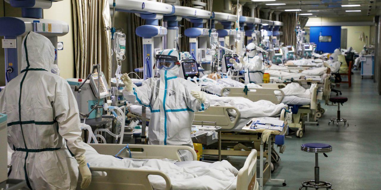 EU supera los 100 mil casos de coronavirus en un día