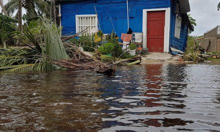 Huracán Iota azota Nicaragua y Honduras tras paso de Eta
