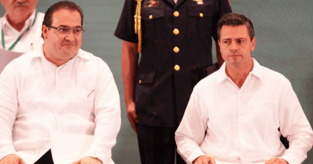 Ex Gobernador de Veracruz, Javier Duarte ofrece comparecer por el caso Odebrecht y exhibir a EPN