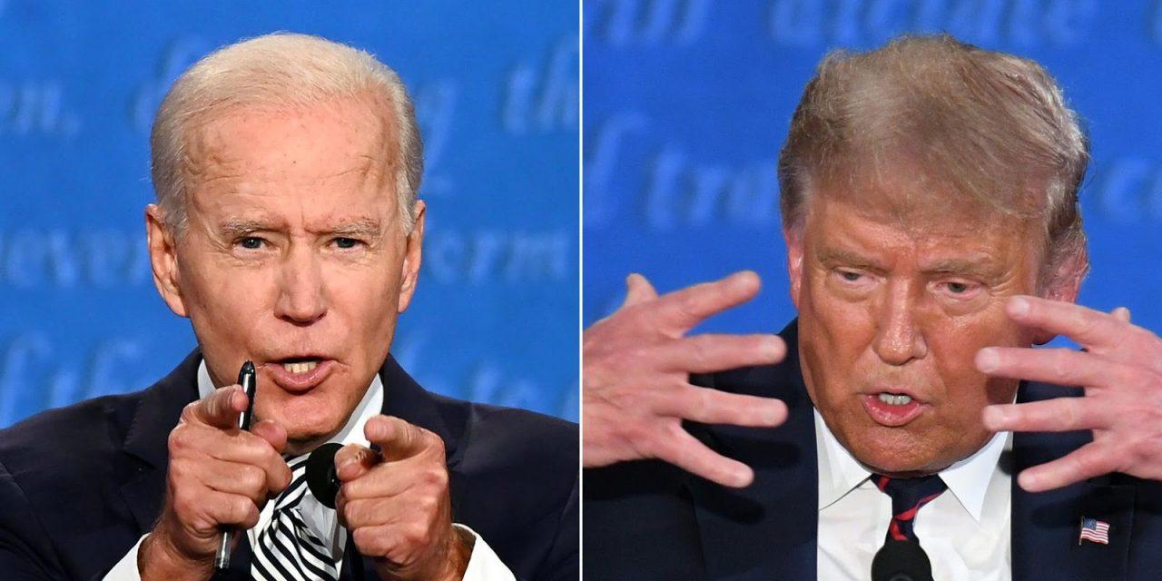 Trump y Biden preparan a sus votantes sobre resultados reñidos