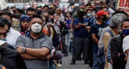 """¡No viaje a la Ciudad de México! Se encuentra en """"alerta por covid-19"""" y los hospitales casi llenos"""