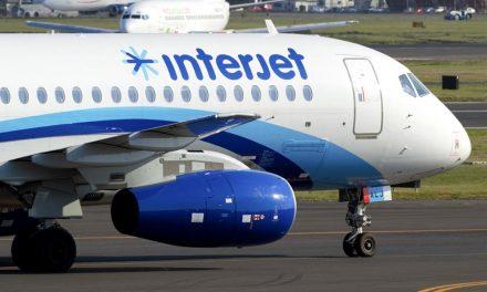 La quebrada Interjet cancela todos sus vuelos en lo que resta del año