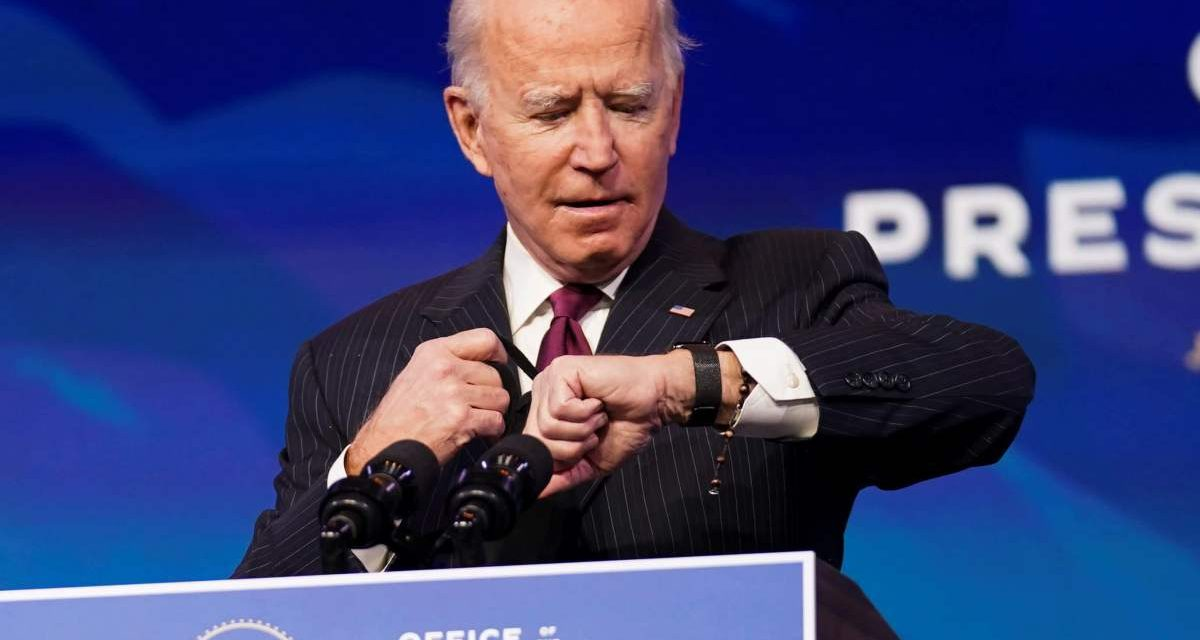 Biden frustration grows over lack of Trump cooperation in transition