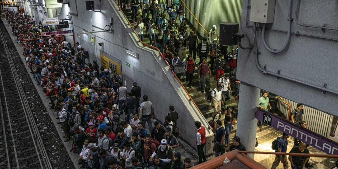 Ciudad de México infestada de Covid-19. Los hospitales por colapsar.