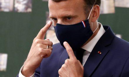 Emmanuel Macron tiene Covid y será aislado una semana