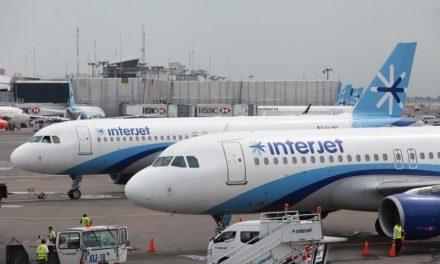 La quebrada Interjet, cambia de presidente entre vuelos cancelados y deudas