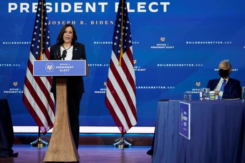 Kamala Harris nombra a Tina Flournoy como su jefa de despacho