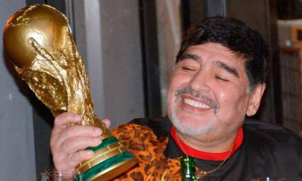 """Abogado es dueño de las marcas """"Maradona"""", """"El 10"""", """"La Mano de Dios"""" y más"""