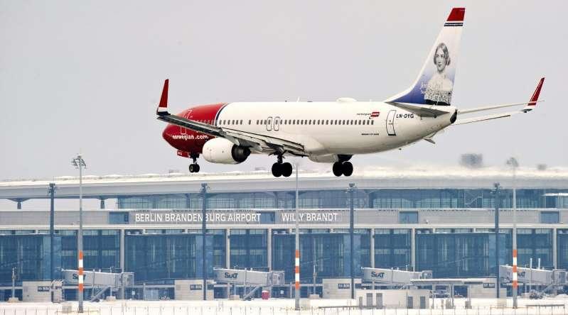 Coronavirus contagia a las Aerolíneas. Norwegian transportó hasta un 95% menos pasajeros