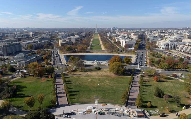 Estados Unidos prevé cambios a ceremonia de juramentación por el virus