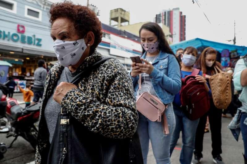 Brasil pasa de 6,6 millones de contagios y roza las 177.000 muertes por covid-19