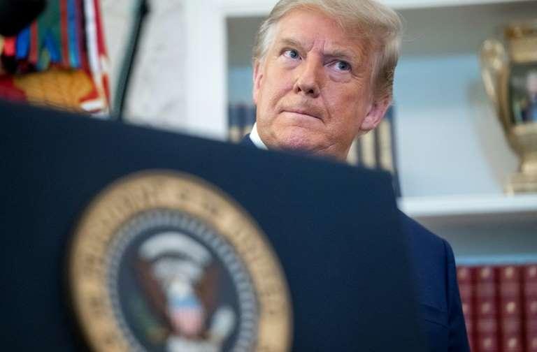 Donald Trump suma un revés tras otro en su cruzada contra los resultados electorales en EEUU