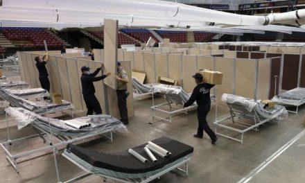 Hospitales de California cerca de alcanzar punto de quiebre