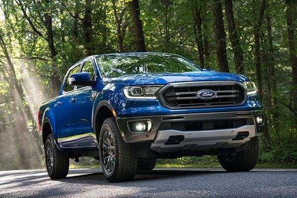 Ford Ranger sigue provocando turbulencias en el segmento de camionetas medianas
