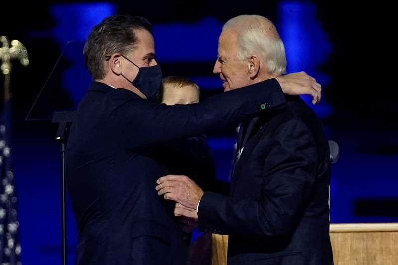 Transición de Biden se complica por pesquisa a Hunter Biden