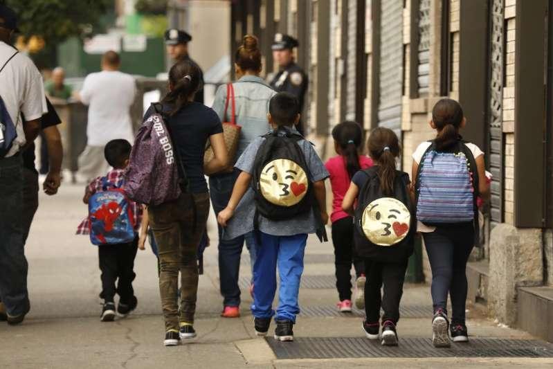 El crimen contra los niños migrantes que Biden necesita reparar