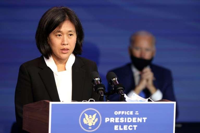 La nueva jefa de la política comercial de Biden llega con una vasta experiencia sobre China