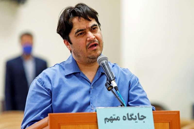 Irán ejecuta al periodista disidente Ruholá Zam