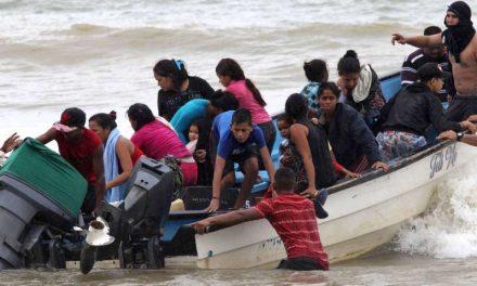 20 personas murieron ahogadas huyendo de Venezuela hacia Trinidad y Tobago
