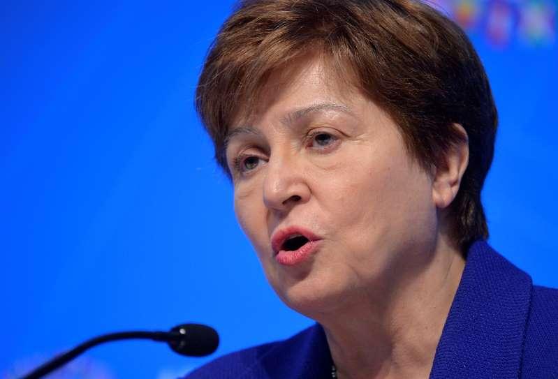 La Jefa del Fondo Monetario Internacional dice 62% de préstamos por COVID-19 se destinaron a América Latina