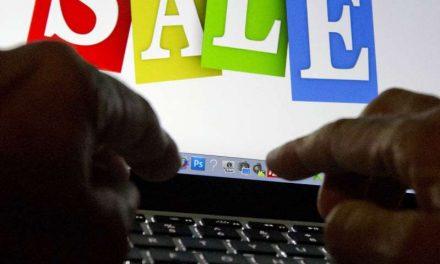 Evite estafas en tiendas en línea falsas