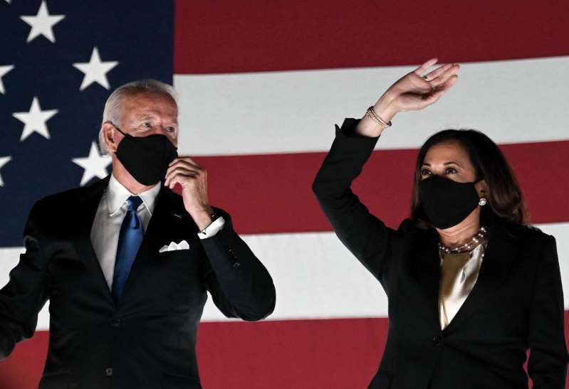 Anthony Fauci pide que se vacune a Joe Biden y a Kamala Harris inmediatamente