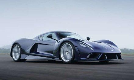 El Hennessey Venom F5: con más de 1,800 hp, es un verdadero hypercar