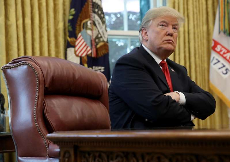 Trump parece cambiar de opinión como de ropa. Estaría dispuesto a firmar paquete de estímulo antes de fin de año