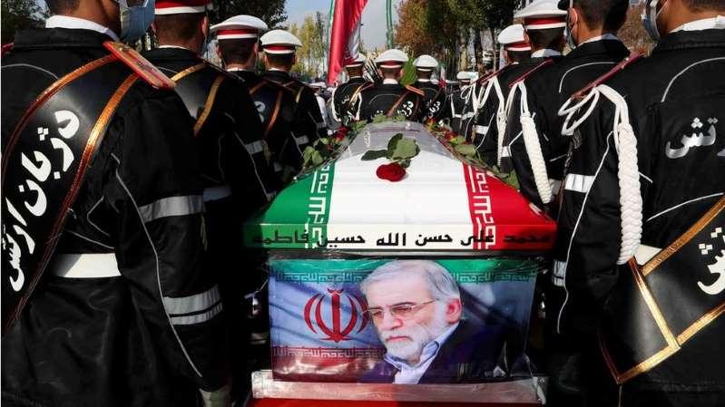 4 formas en que Irán puede responder al asesinato de su principal científico nuclear