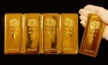 El Oro se estabiliza mientras inversores miran con cautela posible estímulo en EEUU