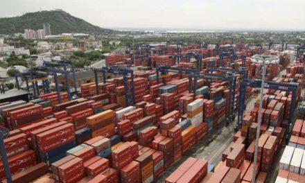 El Déficit comercial de Colombia aumenta 9,7% en octubre, por deterioro de exportaciones