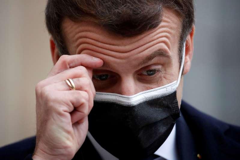 La condición de Macron es estable, dice la presidencia francesa