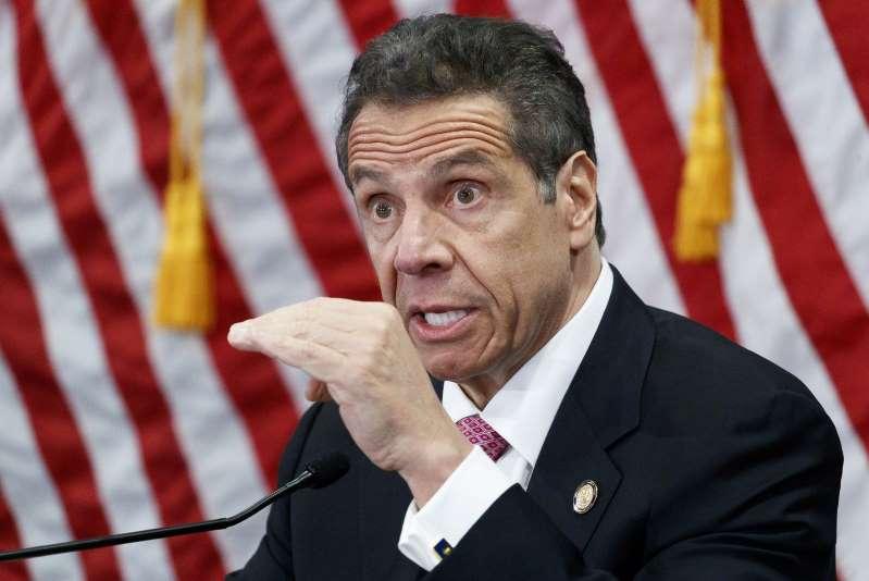 El gobernador de Nueva York, Andrew Cuomo, le pide al Gobierno medidas ante mutación del virus