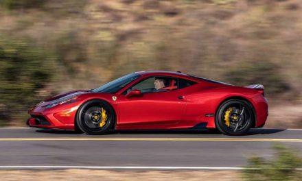 Con todo y blindaje, este Ferrari 458 pesa lo mismo que el original
