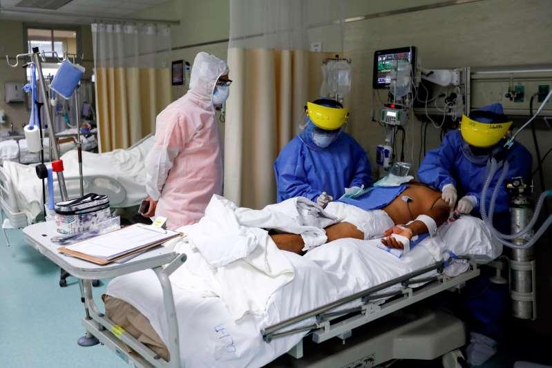 Los casos del virus en todo el mundo superan los 77,79 millones y las muertes alcanzan las 1.713.494