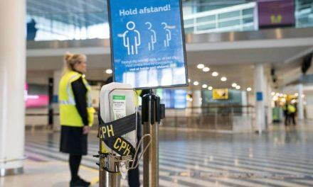 Dinamarca prolonga hasta el viernes la suspensión de vuelos con Reino Unido