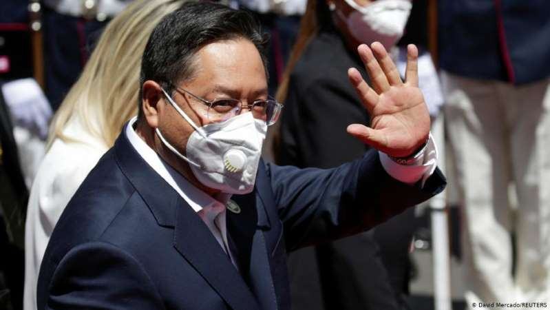 "Bolivia anuncia descubrimiento de ""megacampo"" de gas natural"