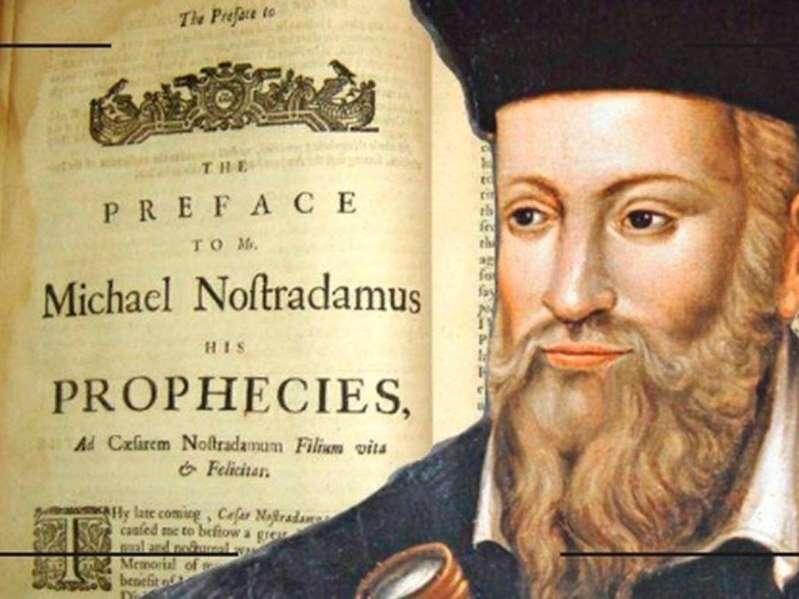 las predicciones que hizo Nostradamus para el mundo en el 2021. ¿Temblamos?