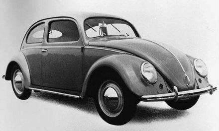 El Volkswagen Beetle Type 1 cumple 75 años
