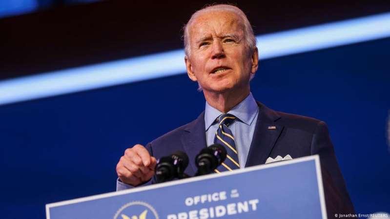 Biden responsabiliza a Trump del estancamiento de la transición