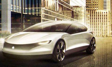 Apple no se reúsa y pronto lanzará su auto eléctrico