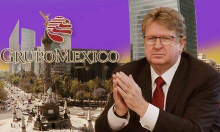 El empresario mexicano Germán Larrea gana $100 millones de dólares con alza del cobre