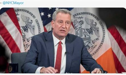De Blasio says new rise in NYC coronavirus cases is concerning
